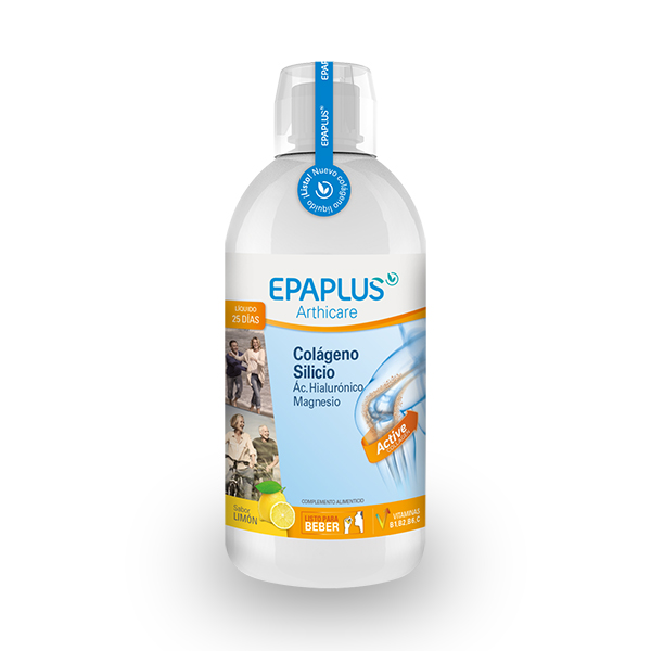 Epaplus Liquid (lemon flavour)