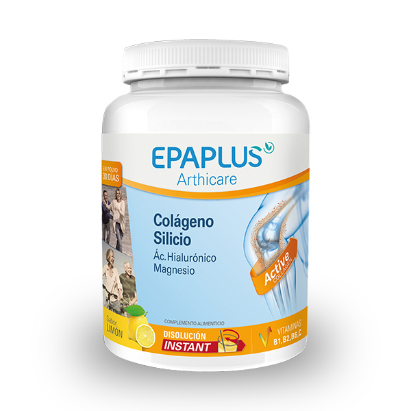 EPAPLUS Powder (lemon flavour)