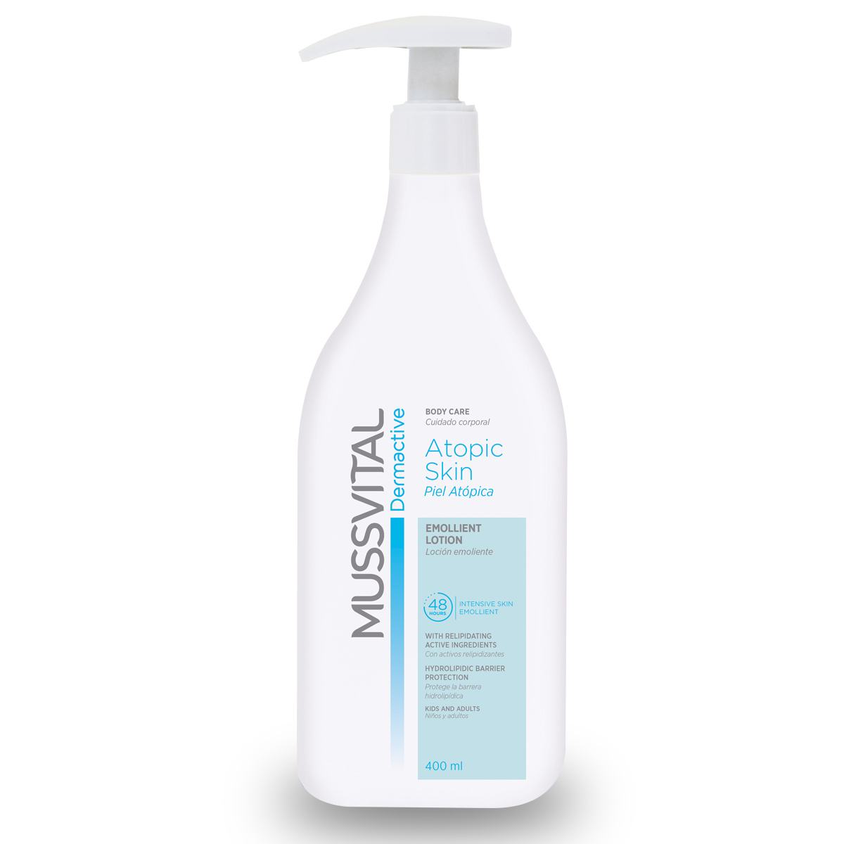 MUSSVITAL Dermactive Lotion - Atopic Skin